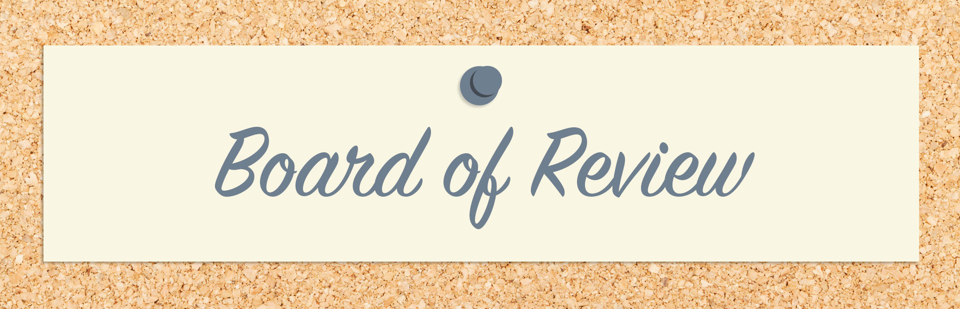 Bulletin-board-board-of-review