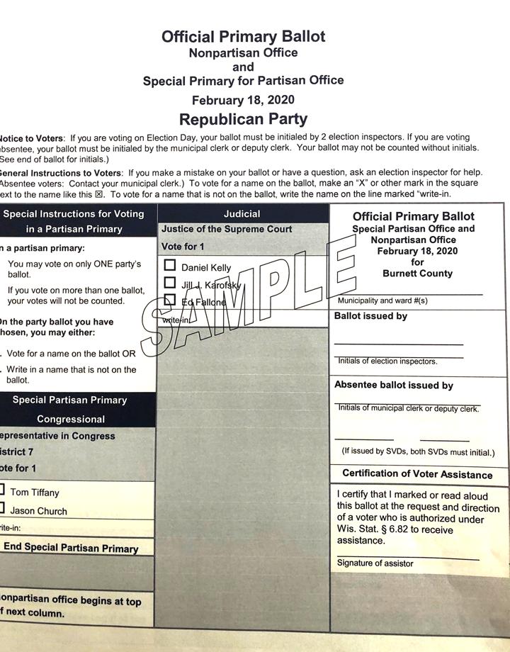 Rep-ballot
